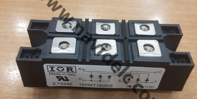 160A1600V 3 PHASE POWER BRIDGE 160MT160KB